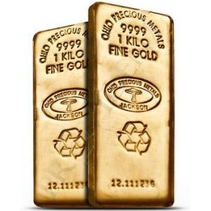 Kilo OPM Gold Bar