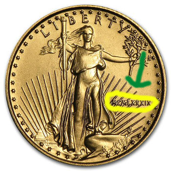 gold-eagle-with-roman-numerals